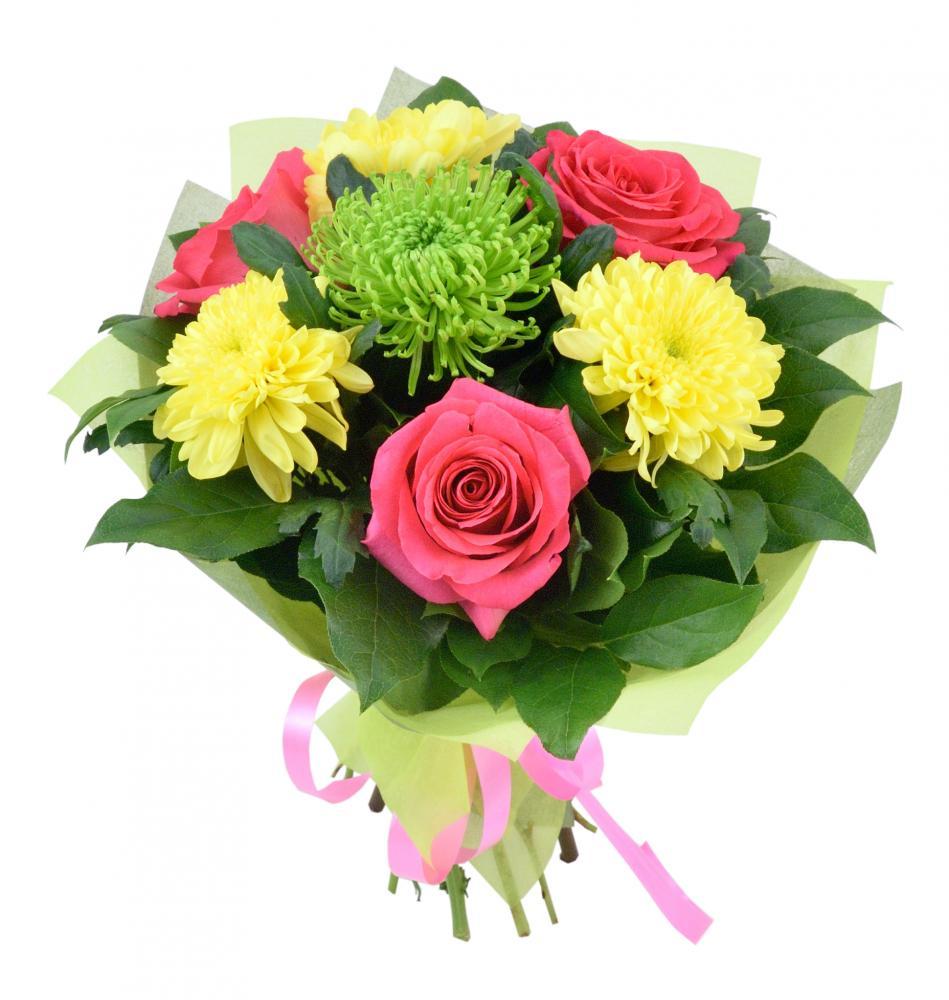 Заказать цветы комплимент