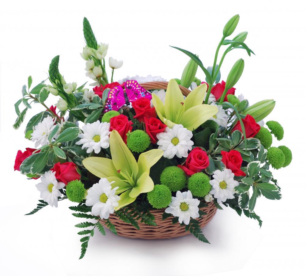 Заказать цветы и подарки